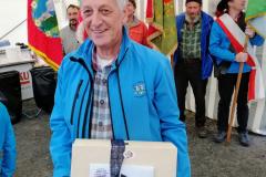 40 Jahre Vosdtand Werner von Allmen